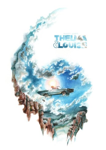 Crazy 4 Cult X - Thelma & Louise