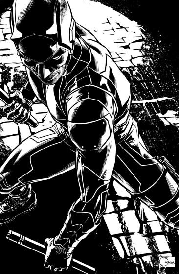 daredevil season 2 black and white