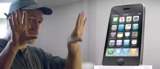 david fincher iphone