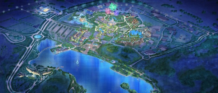 disneyland shanghai opening