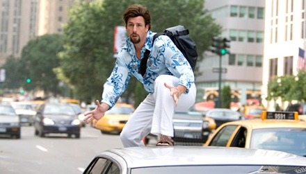 Don't Mess with the Zohan