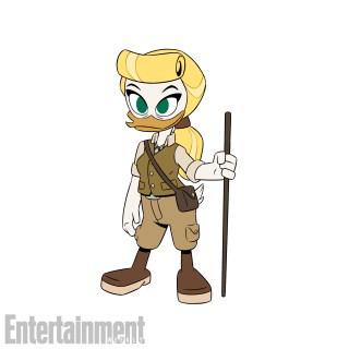 DuckTales - Goldie O'Glit