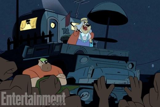 DuckTales - Ma Beagle and the Beagle Boys