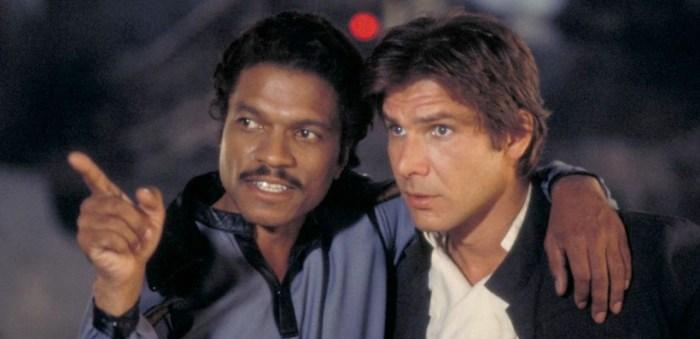 Who Should Play Young Lando Calrissian