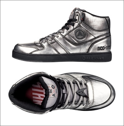 enterprise sneakers