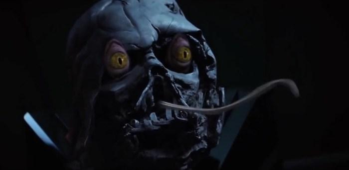 Jar Jar Binks The Force Awakens trailer