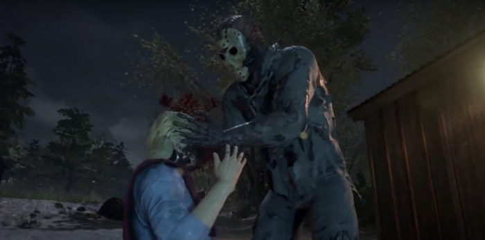 Friday the 13th Video Game Trailer