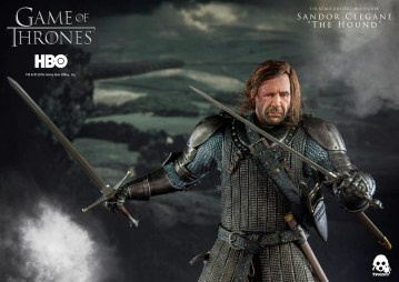 Game of Thrones - Three Zero The Hound Figure