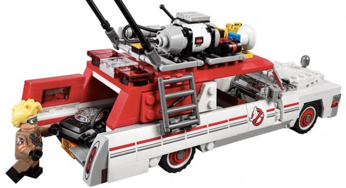2016 Ghostbusters LEGO