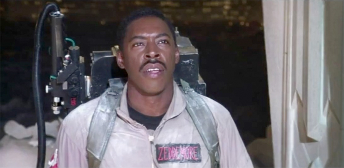 Ernie Hudson Ghostbusters cameo
