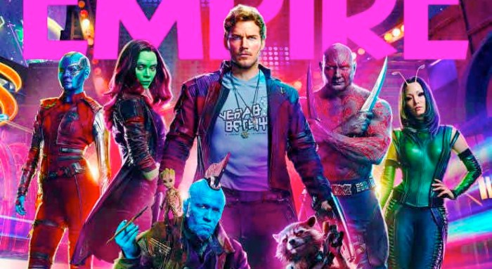 Guardians of the Galaxy 2 Empire