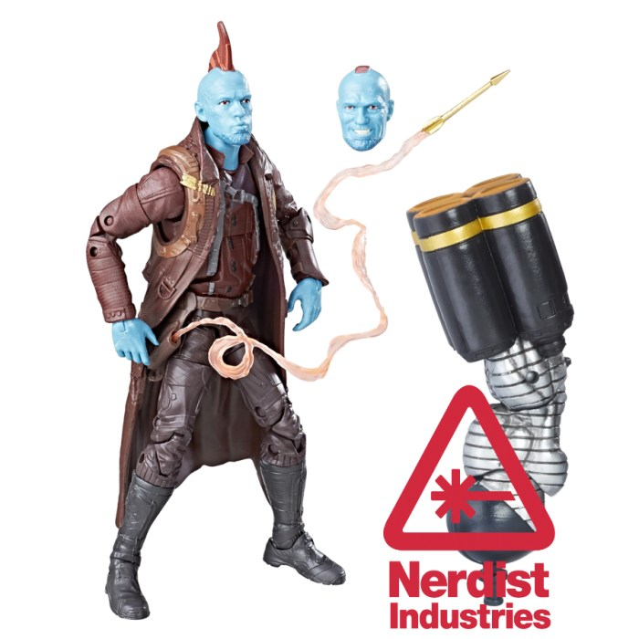 Guardians of the Galaxy Yondu Action Figure