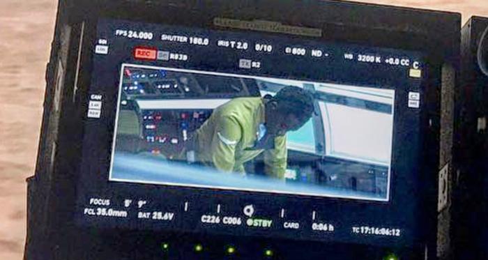 Ron Howard - Han Solo - Donald Glover as Lando Calrissian
