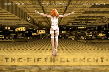 Hero Complex Gallery NYCC 2016 - The Fifth Element - Ape Meets Girl