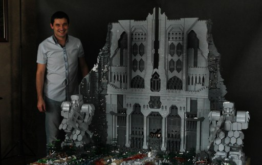 The Hobbit LEGO Erebor