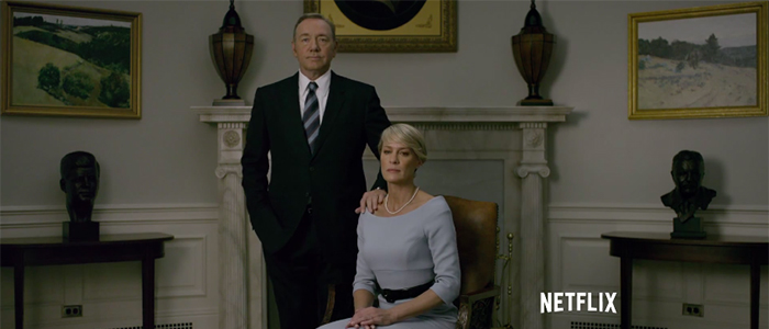 House of Cards s3 trailer