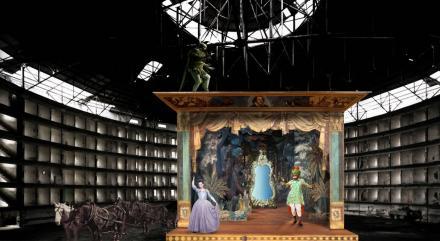 Terry Gilliam's The Imaginarium of Doctor Parnassu