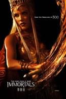 Immortals karakterposters: Isabel Lucas als Athena