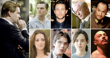 inception casting