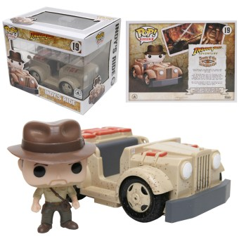Indiana Jones Funko POP Vinyl