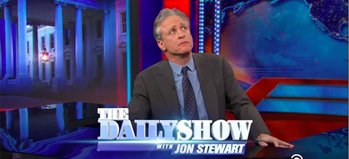 Jon Stewart leaving The Daily Show