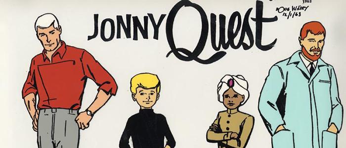 Jonny Quest movie