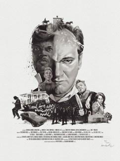 Julian Rentzsch Portrait - Quentin Tarantino