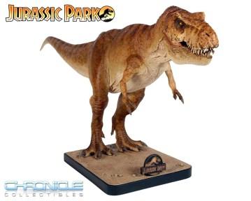 Jurassic Park T-Rex Statue