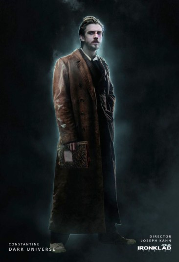 Justice League Dark Concept Art - Constantine