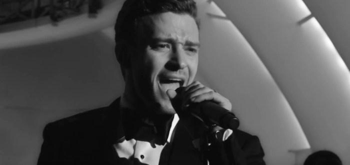 Justin Timberlake concert documentary