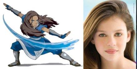 Nicola Peltz Deck The Halls Has Been Cast As Sokkas Fourteen Year Old Sister Katara Last Remaining Waterbender Of Her Entire Tribe