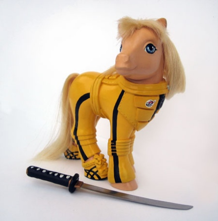 kill bill pony