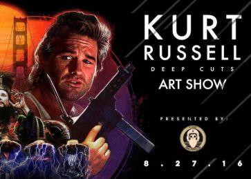kurt russell art show 3