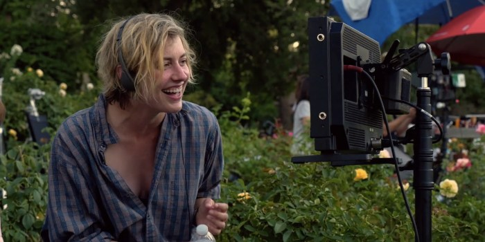 Lady Bird Featurette - Greta Gerwig