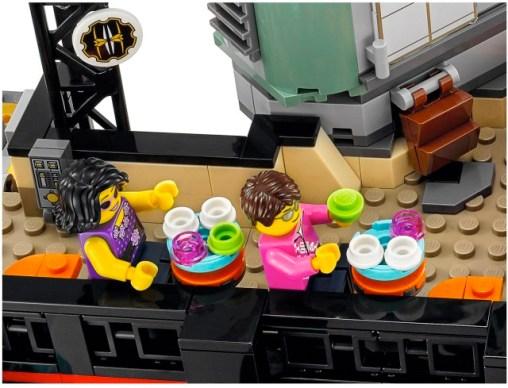 LEGO Ninjago Movie - Ninjago City