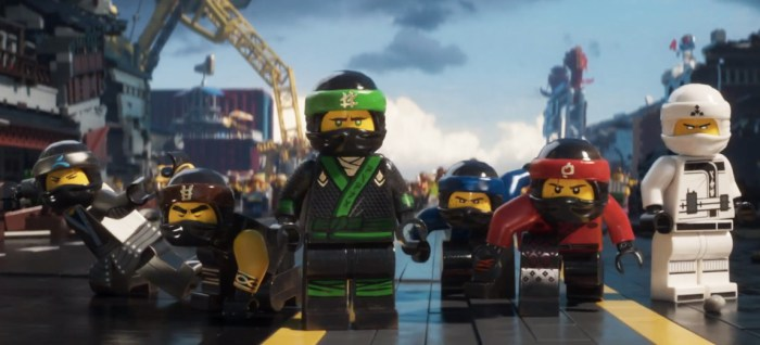 The LEGO Ninjago Movie Featurette
