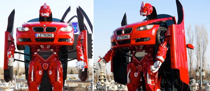 Real Transformers