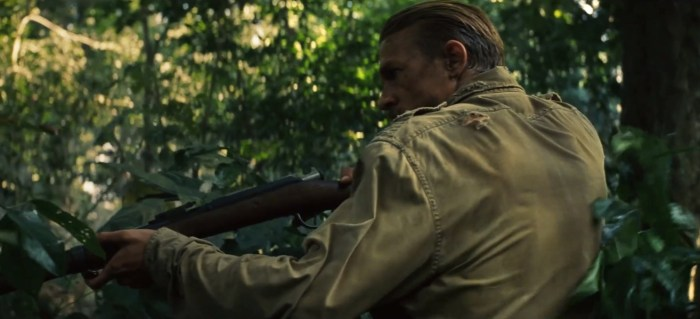 The Lost City of Z Trailer - Charlie Hunnam