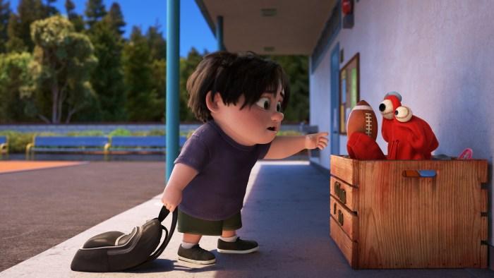 Pixar Short Film Lou