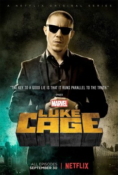Luke Cage Character Poster
