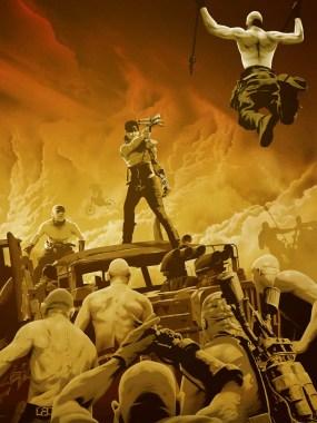 Mad Max Fury Road - Chris Koehler
