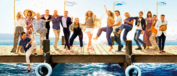 Image result for mamma mia: here we go again film stills