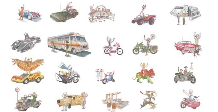 Mark Chilcott Ride On