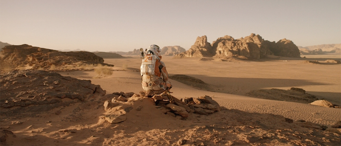 The Martian First Look