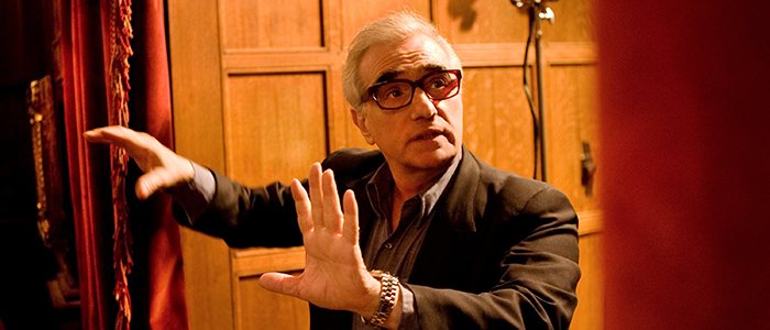 Scorsese Directing Silence