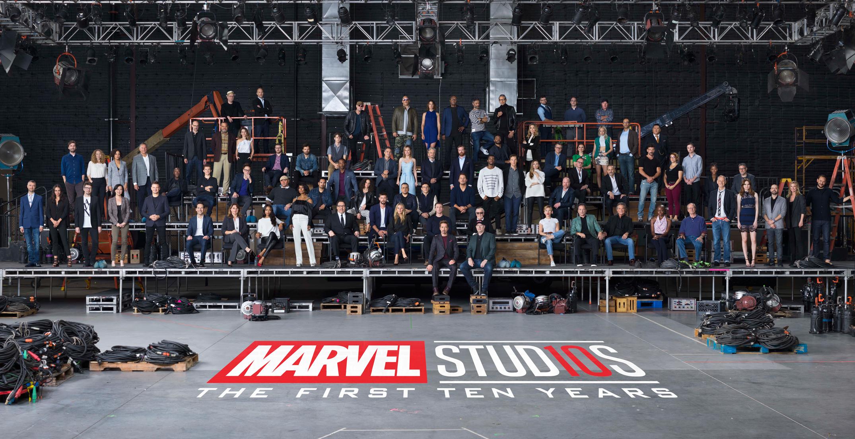 Marvel Cinematic Universe Unites For Class Photo