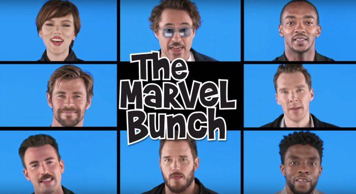 Avengers Cast Surprises Fans