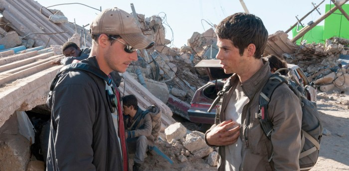 The Maze Runner The Death Cure production resumes