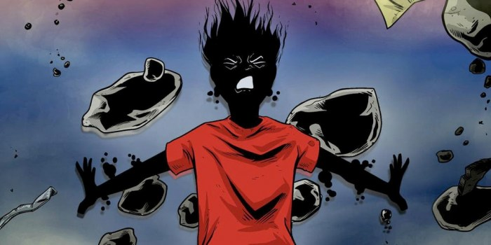 Metaphase Comic Book