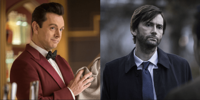 michael sheen and david tennant cast in good omens